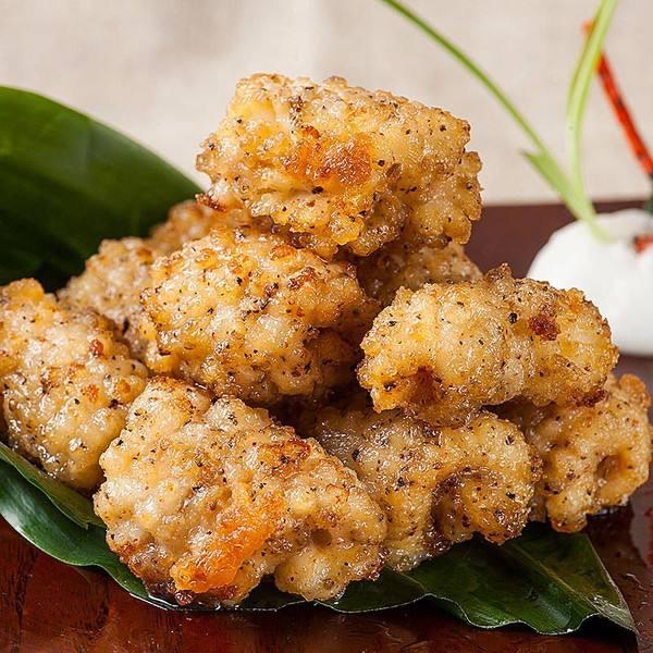 Salt & pepper Squid 椒盐鱿鱼