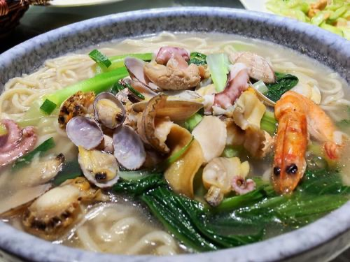 Shrimp and Lobster Sauce  虾龙糊 Image