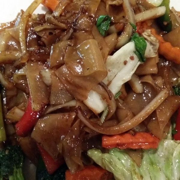 SPICY NOODLE (PAD KEE MAO) Image