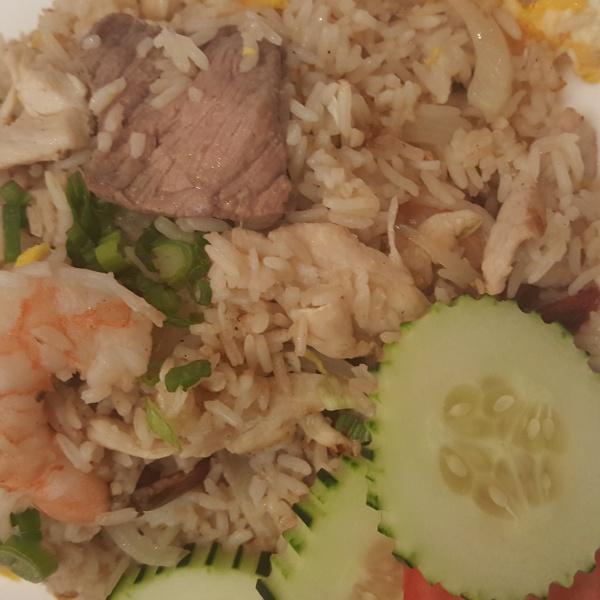 COMBINATION FRIED RICE Image