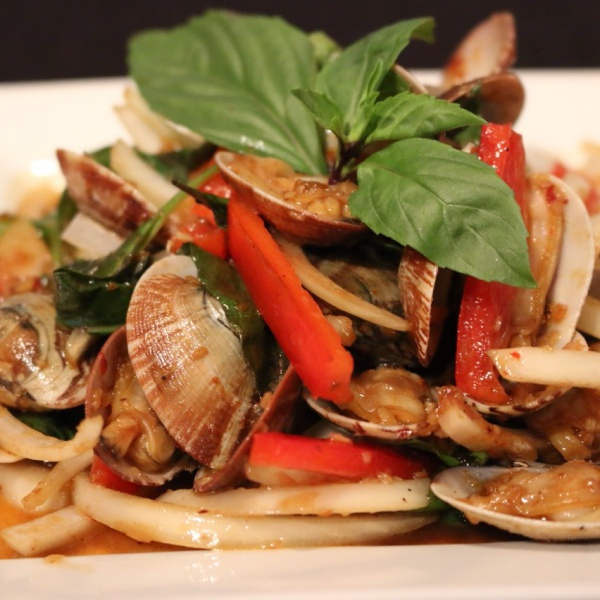 CLAM SPECIAL WITH CHILI PASTE Image