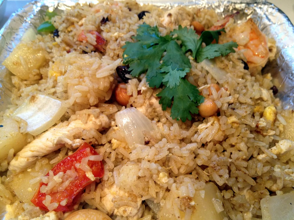SEAFOOD FRIED RICE Image