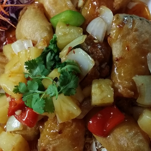 SWEET AND SOUR SOY FISH Image