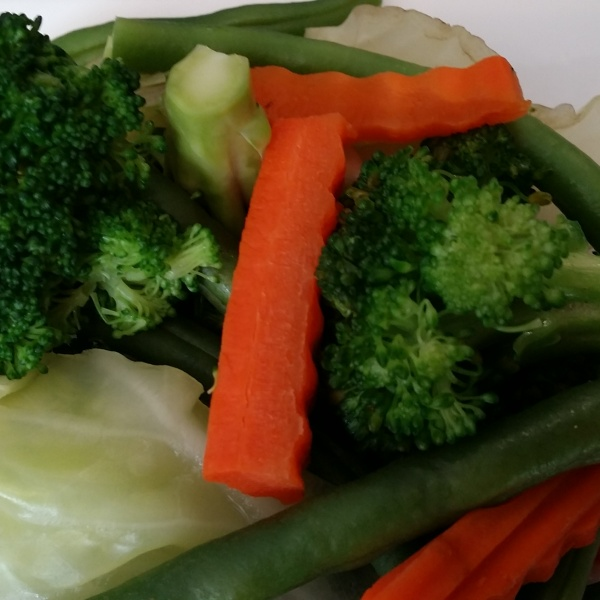 STEAMED VEGETABLES Image