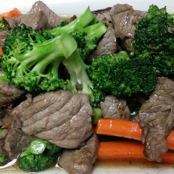 B2. BEEF BROCCOLI/CHICKEN BROCCOLI Image