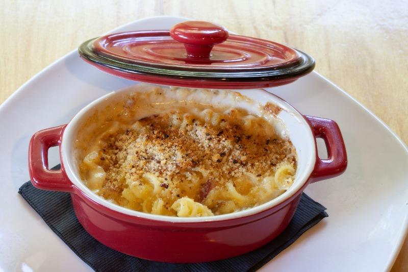 Bacon Truffle Mac and Cheese Image