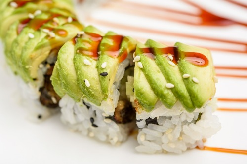 Dragon Roll Image
