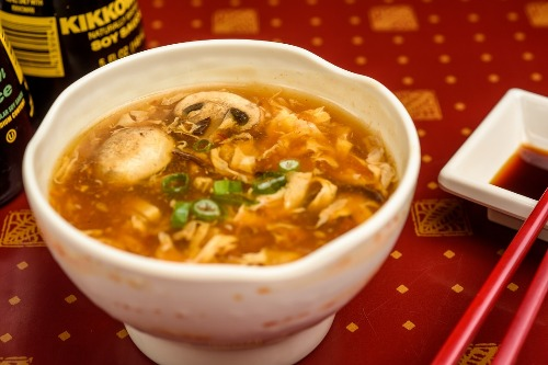 S 2. Hot Sour Soup