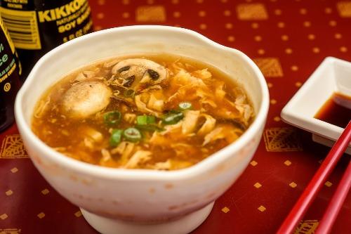 S 2. Hot Sour Soup Image