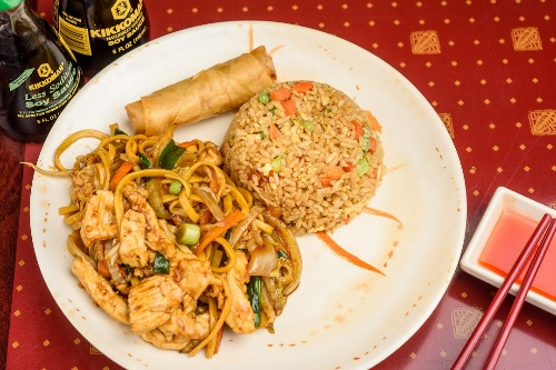 L11. Chicken Lo Mein Image