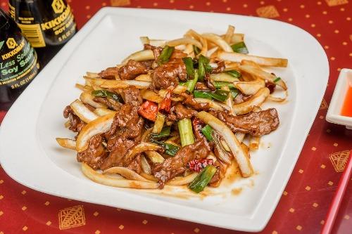 22. Mongolian Beef Image