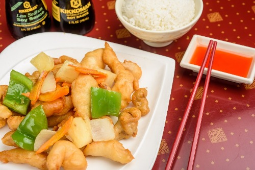 1. Sweet Sour Chicken Image