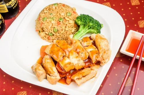 J2. Teriyaki Chicken Image