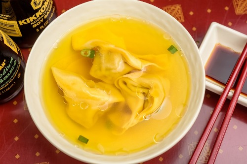 S 3. Wonton Soup