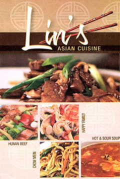 Lin's Asian Cuisine - Miramar Beach