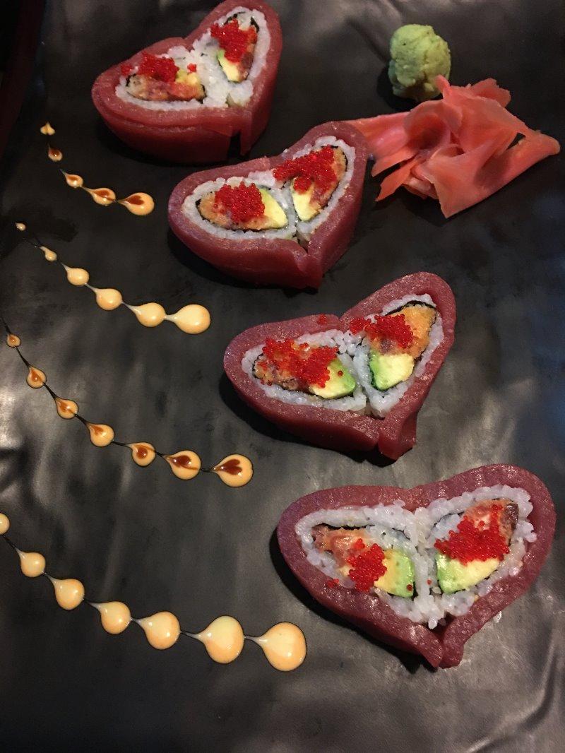 Sweet Heart Roll Image