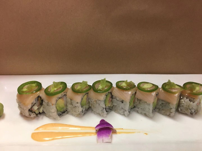 R41a. Jalapeno Roll Image