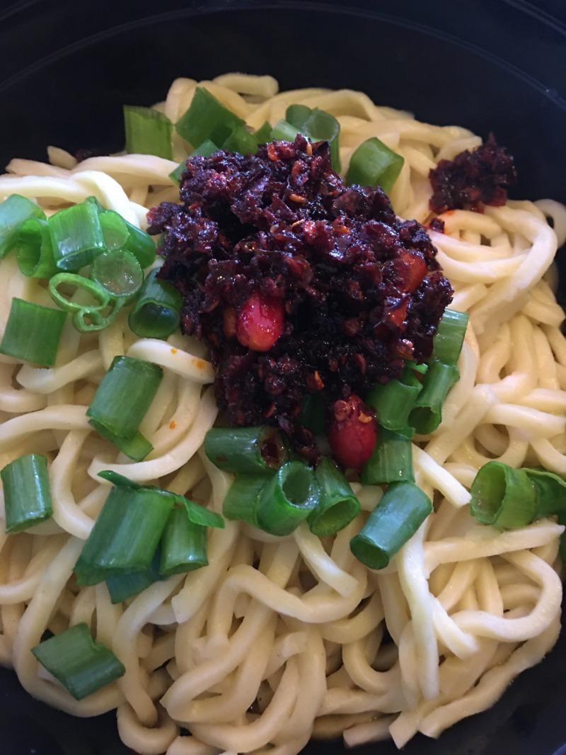 Szechuan Noodles Image