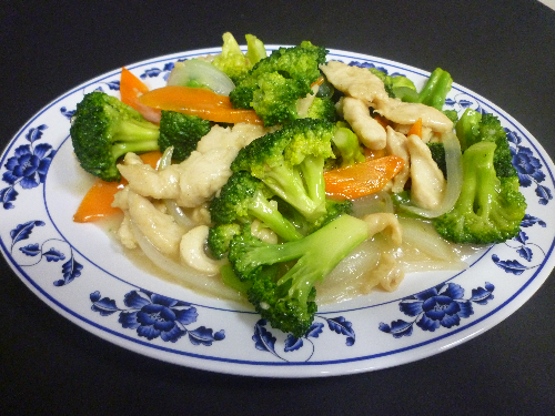 Broccoli Chicken Image