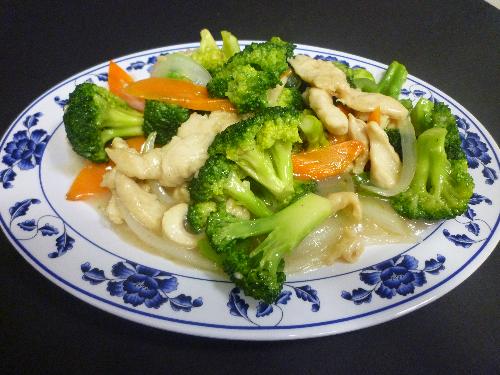 Broccoli Chicken Image