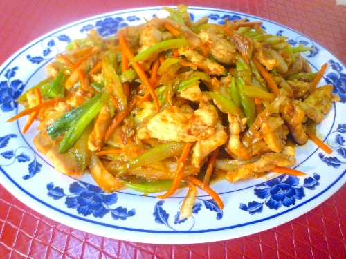 Szechuan Chicken Image