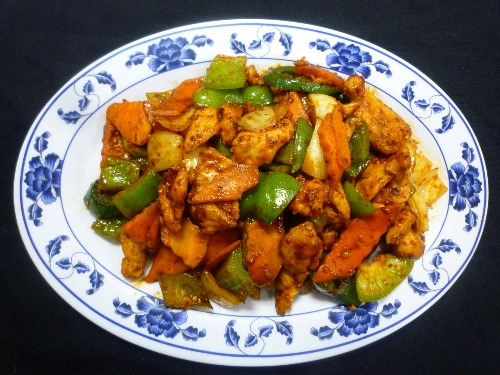 Korean Spicy Chicken Image