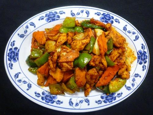 Korean Spicy Chicken Image