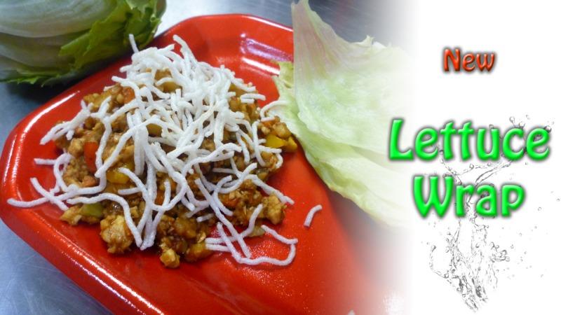 Lettuce Wrap Image