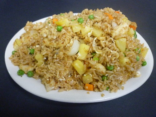 Pineapple Chicken Fried Rice Image