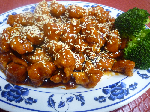 Sesame Chicken Image