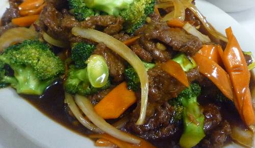 Broccoli Beef Image