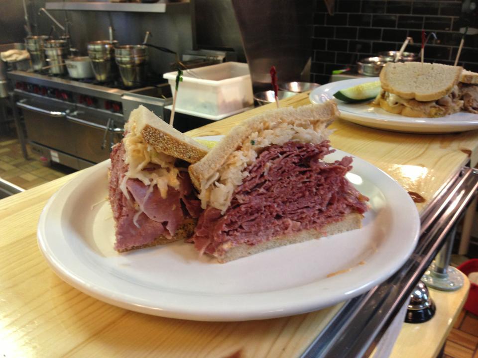 World Famous Deli Sandwiches