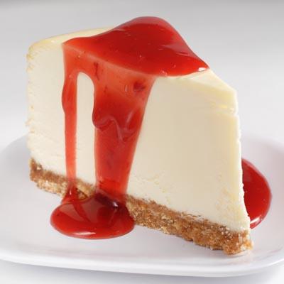 Strawberry Cheesecake Image