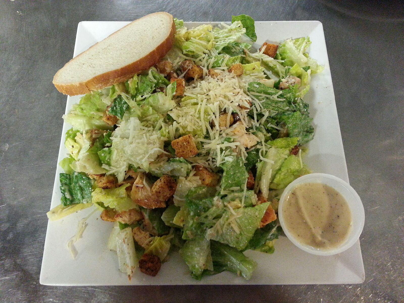 Chicken Caesar Salad Image