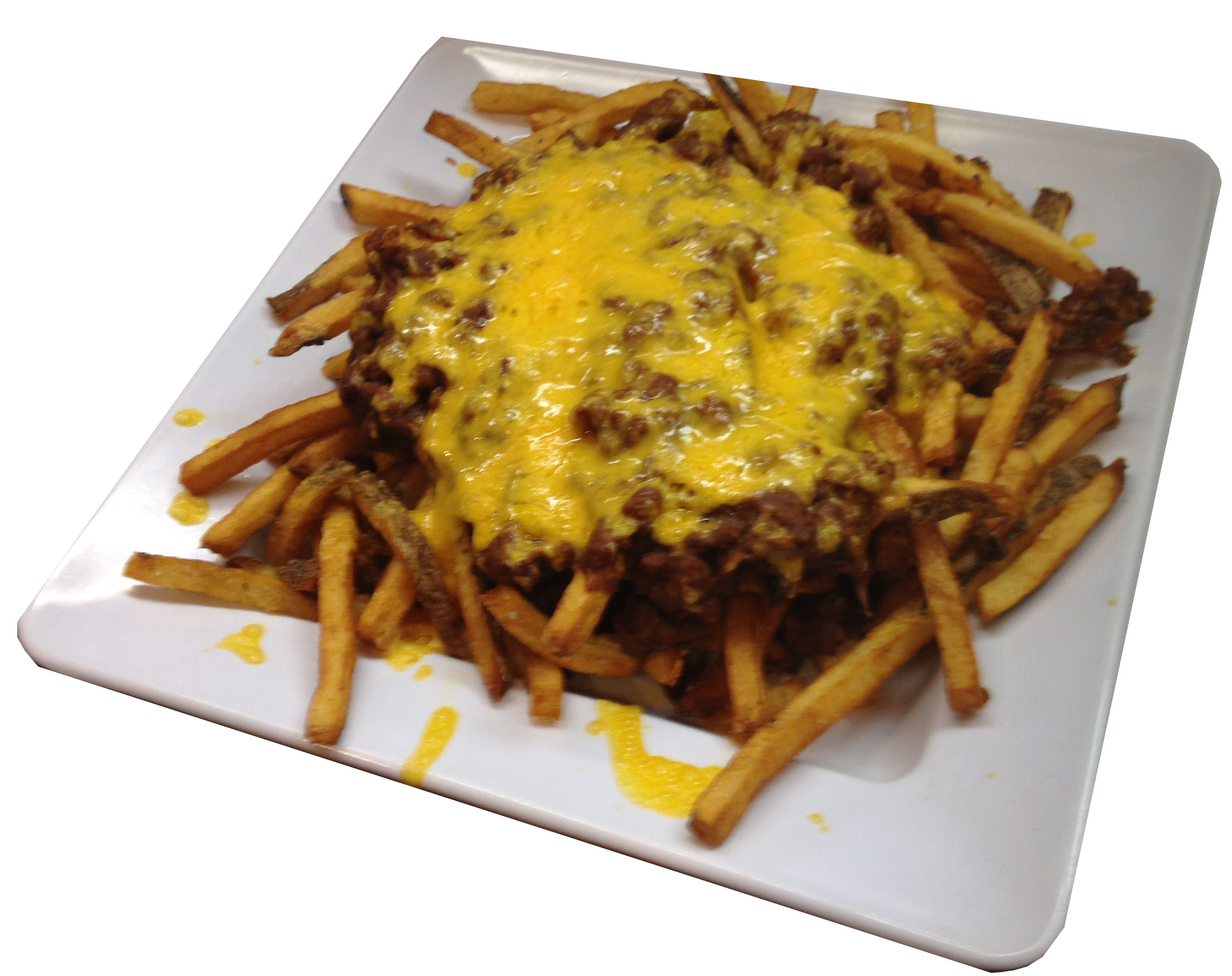 Chili Cheese Fries Image