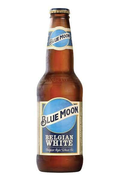 Blue Moon Beer Image