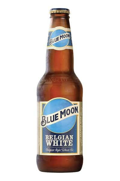 Blue Moon Beer Image