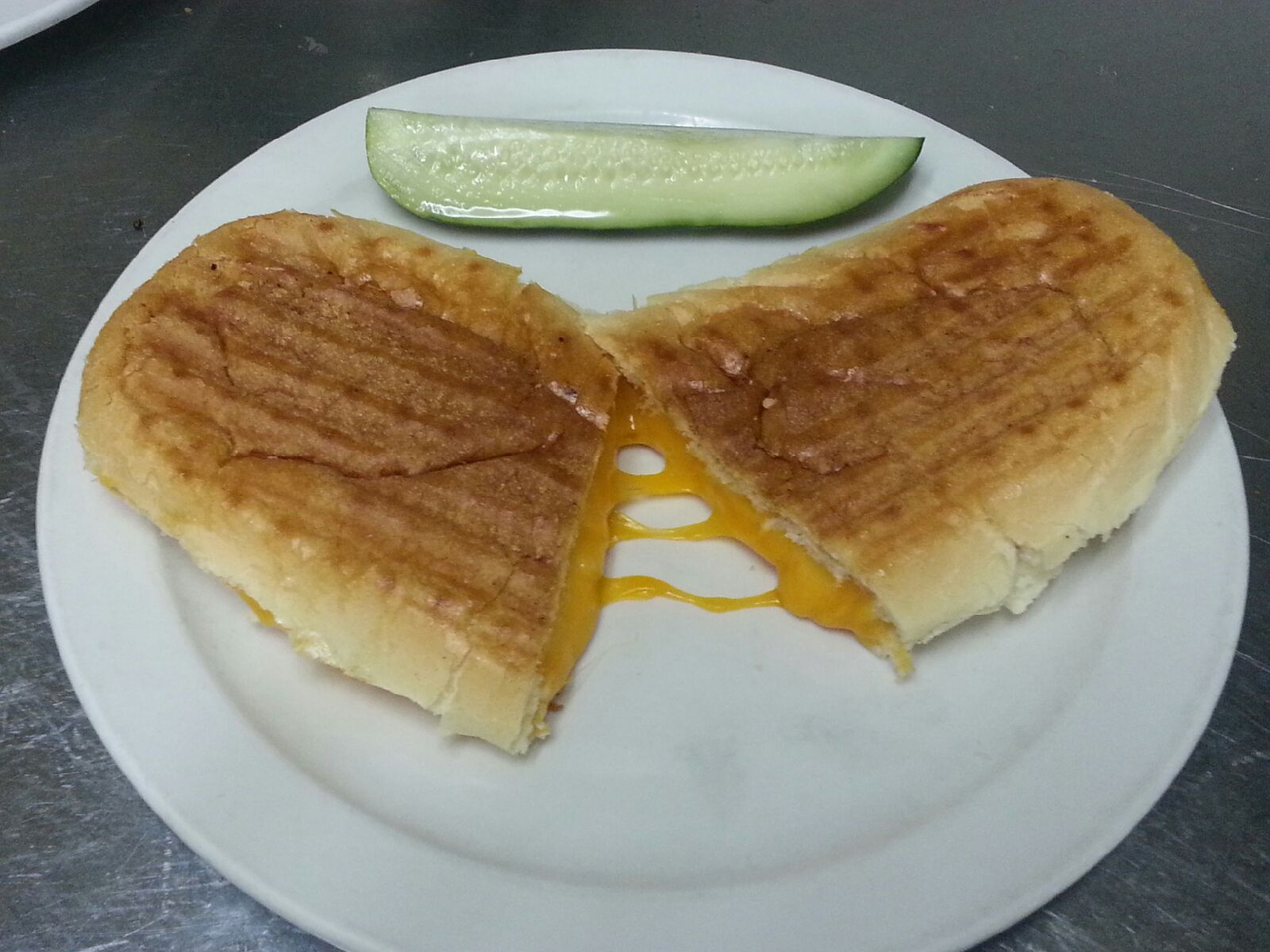 #18 Grilled Cheese Panini Image