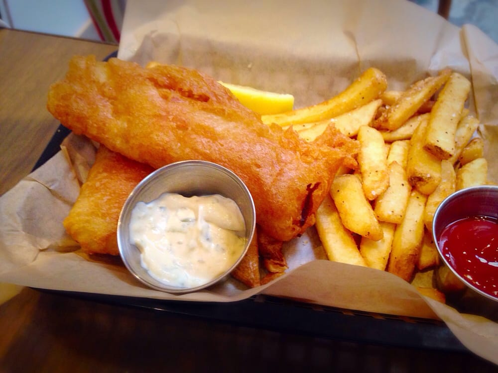 Two Hearted Fish & Chips Image