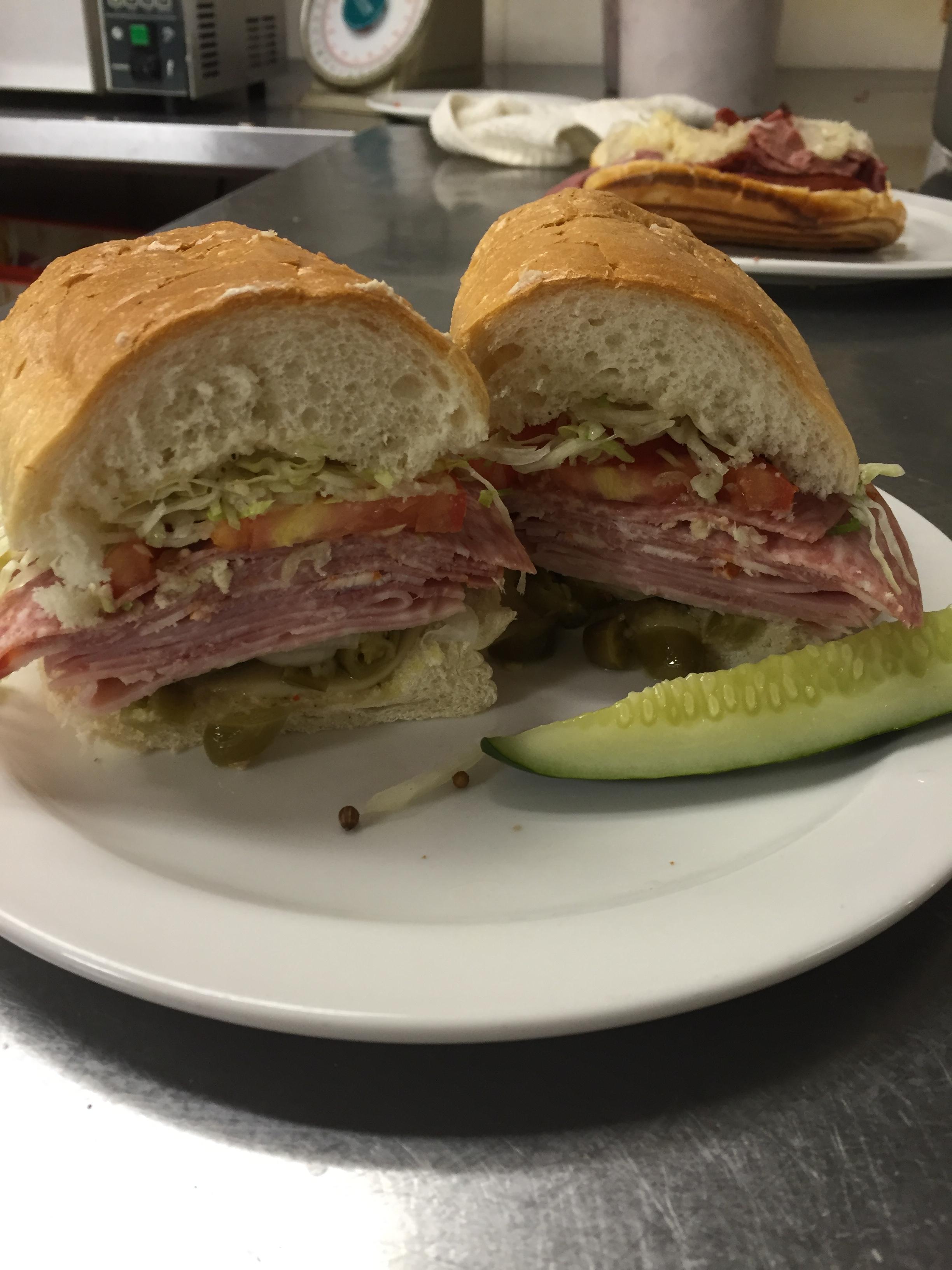#14 Italian Bronx Sub