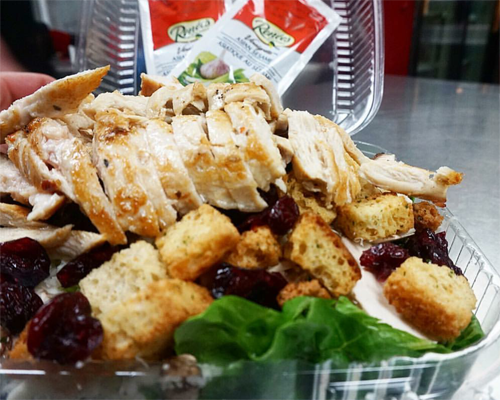 Chicken Pecan Salad Image