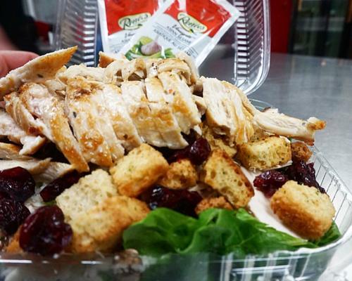 Chicken Pecan Salad Image