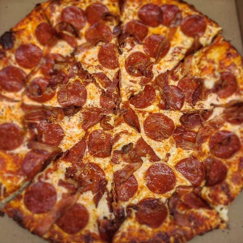 Pepperoni Pizza Image