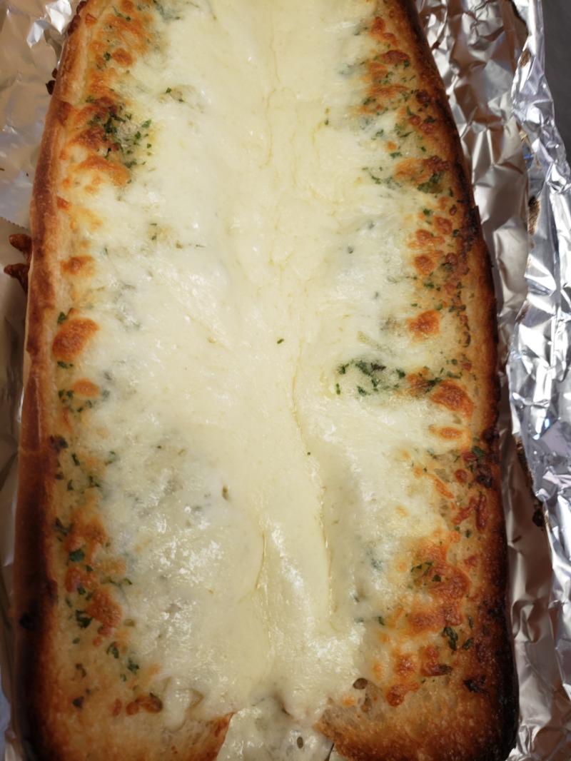 Garlic Cheese Bread Image