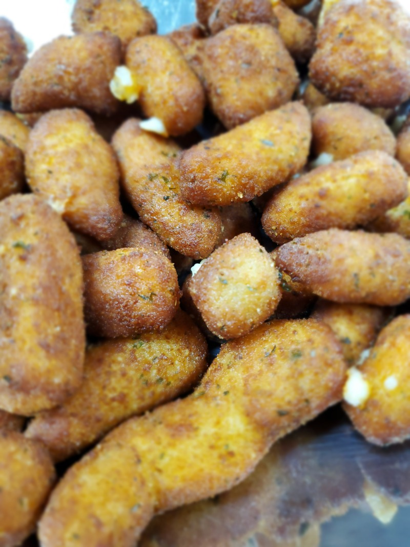 St. Albert's Deep Fried Cheese Curds Image