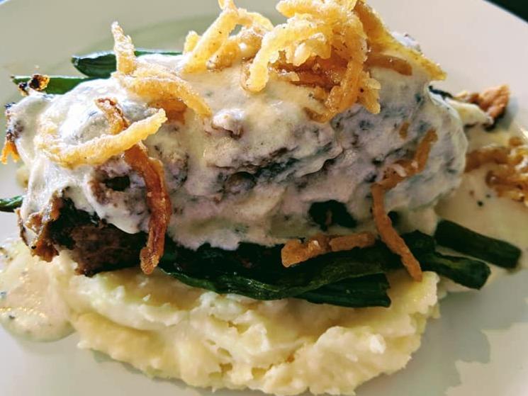 BBQ Meatloaf Image
