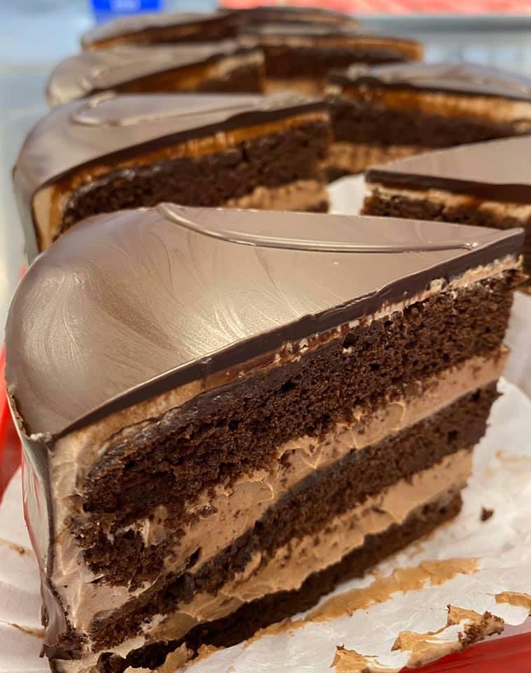 Cakes Slices Image