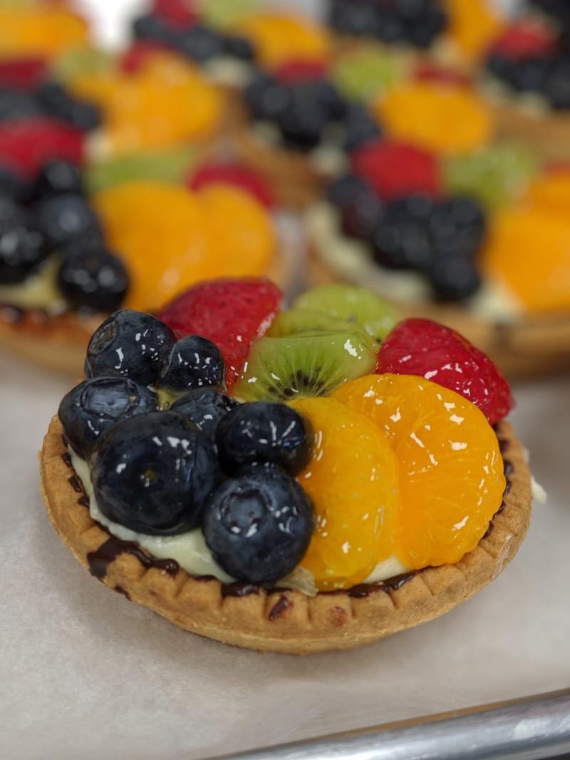 Fruit Tarts Image