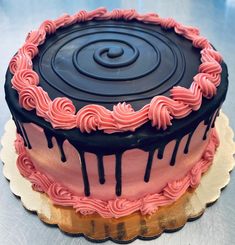 Chocolate Raspberry Image