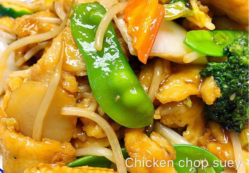 47. Chicken Chop Suey Image